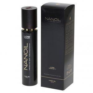 Nanoil Hair Oil for low porosity hair